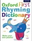 Oxford First Rhyming Dictionary Image